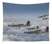 381st Group Outbound Tapestry
