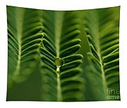 A Green Drop Tapestry
