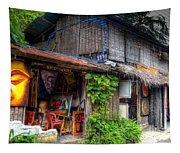 Art Shop Tapestry