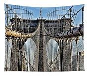 Brooklyn Bridge 3 Tapestry
