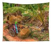 Brooms Tapestry