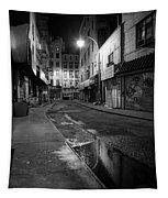 Chinatown New York City - Doyers Street Tapestry