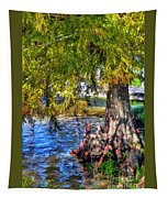Cypress Tree Tapestry