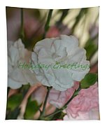 Holiday Greeting Card  Tapestry