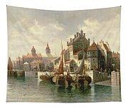 Kieler Canal Tapestry