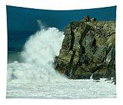 Lady Of Mugu Rock 1  Tapestry