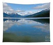 Lago Roca In Tierra Del Fuego National Park Tapestry