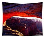 Mesa Arch Sunrise 2 Tapestry