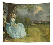Mr And Mrs Andrews Tapestry