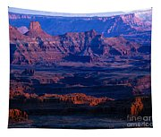 Needles Overlook  Tapestry