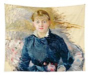 Portrait Of Louise Riesener Tapestry
