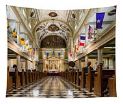St. Louis Cathedral Tapestry