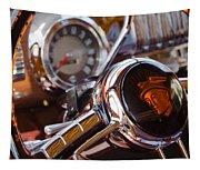 Steering Mercury Tapestry