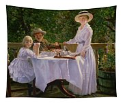 Summer Afternoon Tea Tapestry