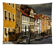 Sunshine In The Midst Of Storms Tapestry