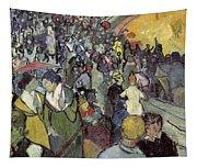 The Arena At Arles Tapestry