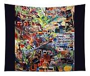 The Seven Holy Ushpizin Tapestry