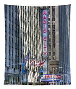 0010 Radio City Music Hall Tapestry