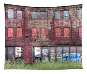 0037 Abandoned Warehouse Tapestry