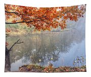 0132 Autumn At Starved Rock Tapestry