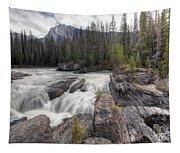 0182 Natural Bridge Waterfall Tapestry