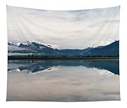 0188 Mountain Reflection Tapestry