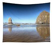 0238 Cannon Beach Oregon Tapestry