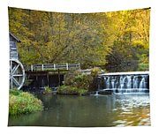 0291 Hyde's Mill Wisconsin Tapestry
