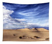0292 Death Valley Sand Dunes Tapestry