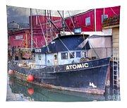 0512 Oregon Coast Tapestry