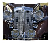 1933 Chrysler Imperial - Cl Phaeton Tapestry