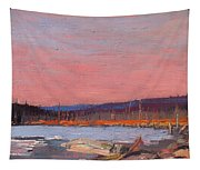 A Northern Lake Tapestry
