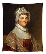 Abigail Smith Adams By Gilbert Stuart Tapestry