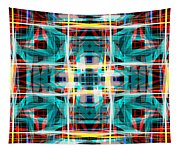 Abstract Pattern 5 Tapestry