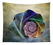 Abstract Rose Tapestry