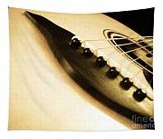 Acoustic Guitar Tapestry