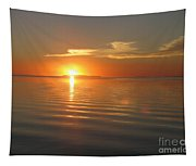 Afterglow Tapestry