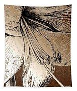 Amaryllis Tapestry
