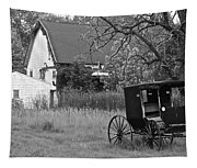 Amish Living Tapestry