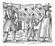 Anabaptist Family Tapestry