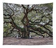 Angel Tree Tapestry