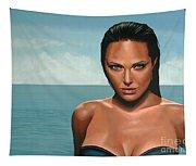 Angelina Jolie Tapestry