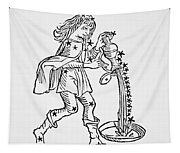 Aquarius Tapestry