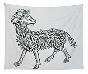 Aries An Illustration From The Poeticon Tapestry