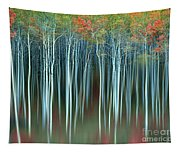 Army Of Trees Tapestry