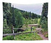 Aspen Trees In Vail - Colorado Tapestry