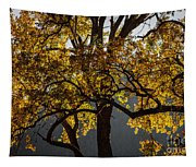 Autumn Abstract Tapestry