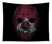 Avalanche Jersey Mask Tapestry