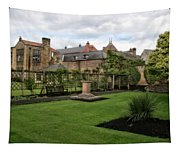 Bakewell Country Gardens - Bakewell Town - Peak District - England Tapestry