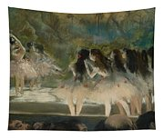 Ballet At The Paris Opera Tapestry